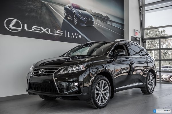 2015 Lexus RX 350 Certifié Lexus taux a compter de 1.9%