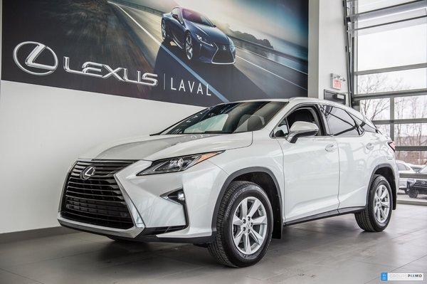 Lexus RX 350 Certifié Lexus taux a compter de 1.9% 2016