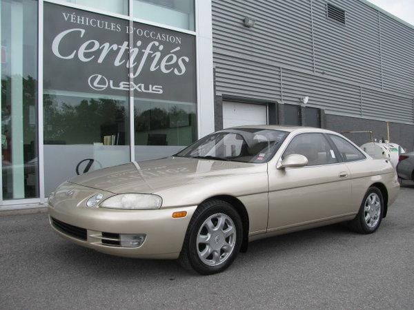 Lexus SC 400 Luxury Sport Coupe Luxury Sport 1995