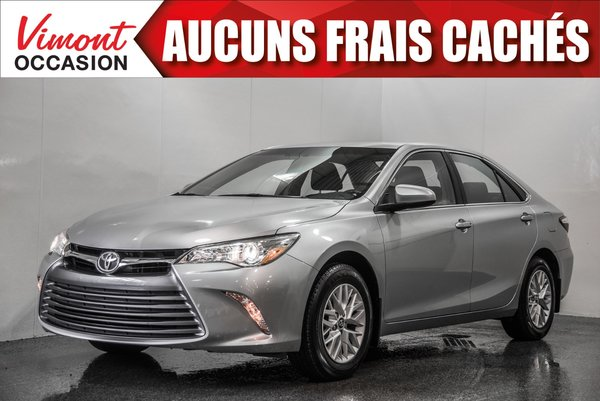 Toyota Camry 2017 LE+MAGS+CAMERA+BLUETOOTH 2017