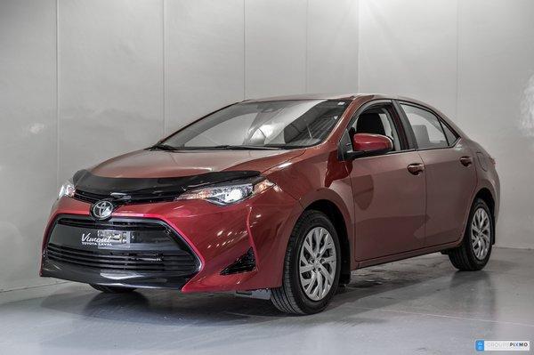 Toyota Corolla LE,1100$ D'ACCESSOIRES 2018