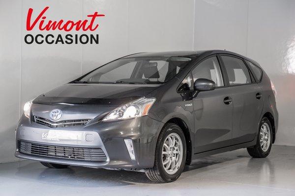 Toyota Prius v GR ELECTRIQUE 2014