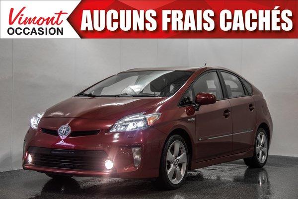 2013 Toyota Prius 2013+NAV+CAMERA RECUL+MAGS+BLUETOOTH