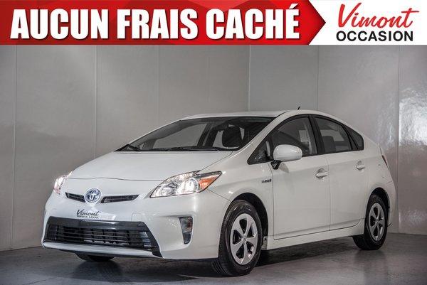 2015 Toyota Prius BLUETOOTH+CAMÉRA+GR ÉLEC COMPLET