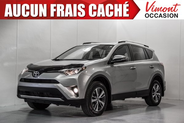 Toyota RAV4 2016+AWD+XLE+TOIT+CAMERA RECUL+SIEGES CHAUFFANTS 2016