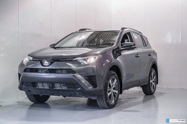 2018 Toyota RAV4 1680$ D'ACCESSOIRES