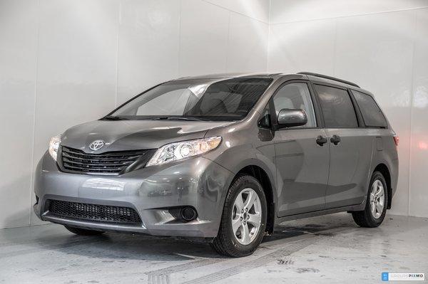 Toyota Sienna NEUF LIQUIDATION 2017