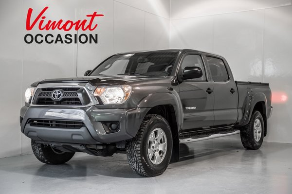 2013 Toyota Tacoma SR5 4WD GR ASSISTANCE DOUBLE CAB CAMERA RECUL