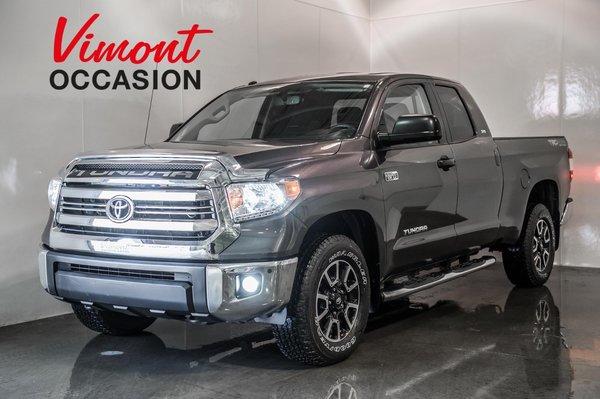 2016 Toyota Tundra 5,7L 4X4 TRD OFF ROAD SIÈGES CHAUFFANTS+ CAMERA
