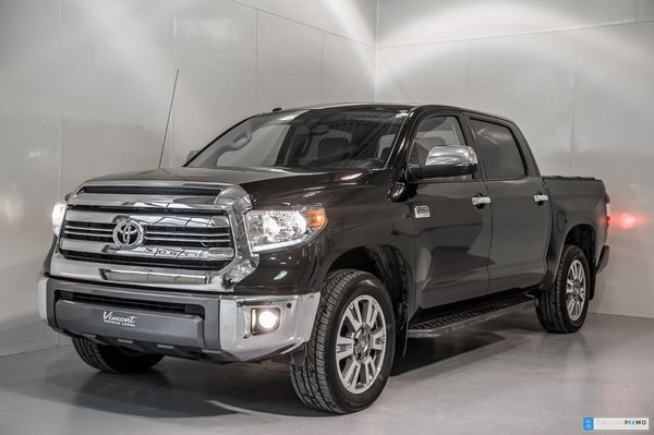 Toyota Tundra PLATINUM EDITION 1794 2017