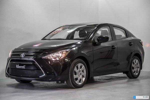 Toyota Yaris Sedan BERLINE MAN 2018