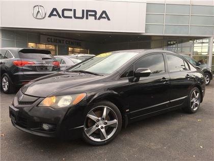 2009 Acura CSX TYPE-S   NEWBRAKES   NEWTIRES   197HP   TINT