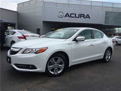 2014 Acura ILX HYBRID   TECH   OFFLEASE   NAVI   LEATHER   FWD