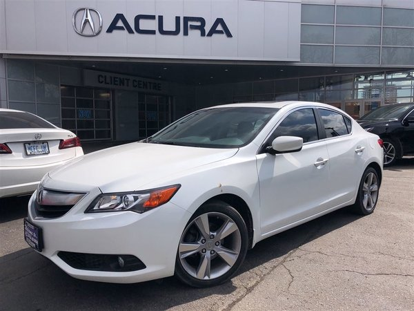 2014 Acura ILX TECH   NAVI   NEWBRAKES   3.3%   TINT