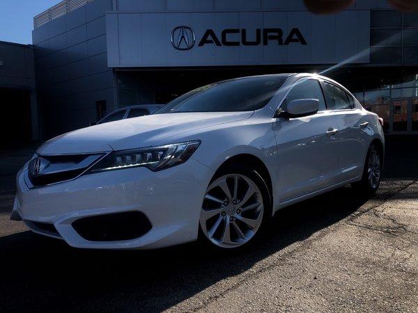 2016 Acura ILX TECH   NAVI   1OWNER   OFFLEASE   NOACCIDENTS