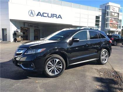 2016 Acura RDX ELITE   NAVI   SENSORS   TINT   RAILS   LEATHER