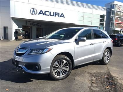 2016 Acura RDX ELITE   2.9%   NAVI   7YR130000WARRANTY   TINT