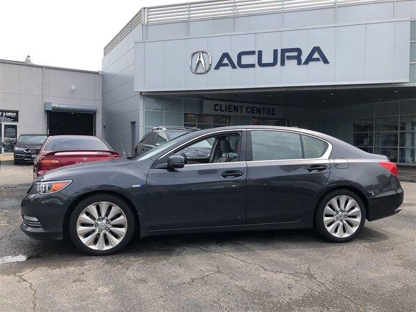 2014 Acura RLX HYBRID   SH-AWD   NEWTIRES   OFFLEASE   LOADED