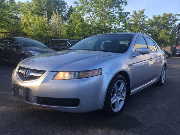 Used 2004 Acura TL Base for sale - $3999.0 - 204,556 KM   Leggat Kia