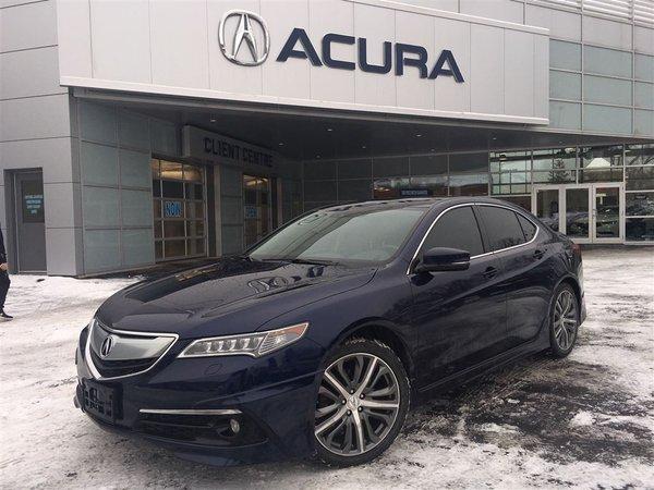 2015 Acura TLX ELITE   ASPECKIT   2.9%   1000$OFF   NAVI   TINT