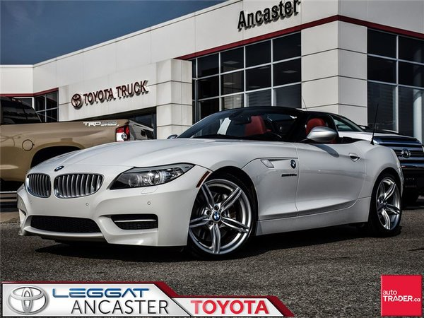 2011 BMW Z4 SDrive35is ONLY 41059 KMS!!!