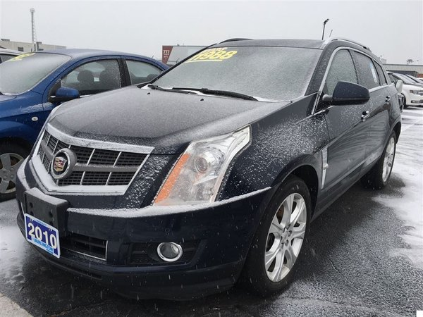 2010 Cadillac SRX 3.0 Performance
