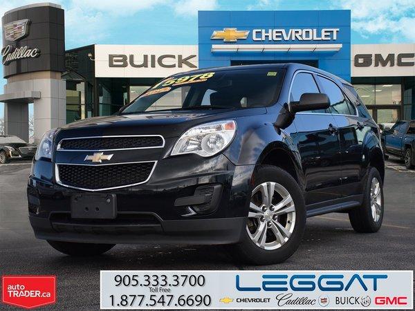 2015 Chevrolet Equinox LS/AWD