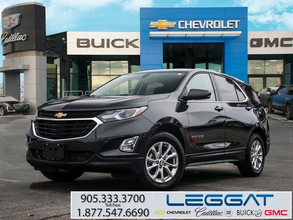 2018 Chevrolet Equinox LT/AWD/