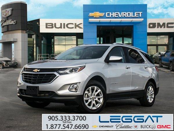 2018 Chevrolet Equinox LT/ CONFIDENCE & CONVENIENCE PKG/TRUE NORTH