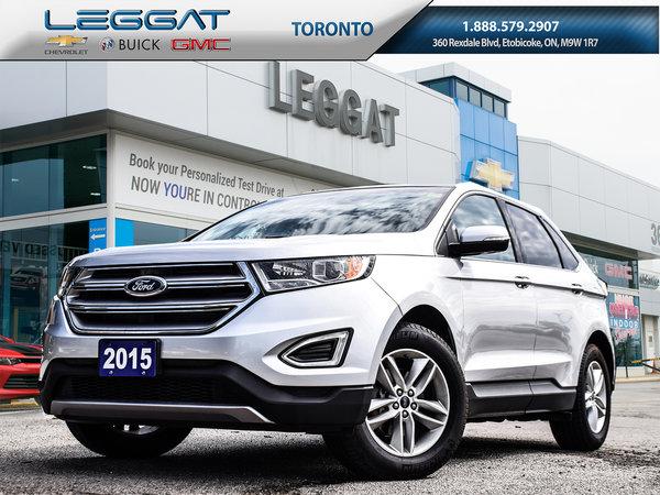 Ford Edge Sel Bluetooth Heated Seats