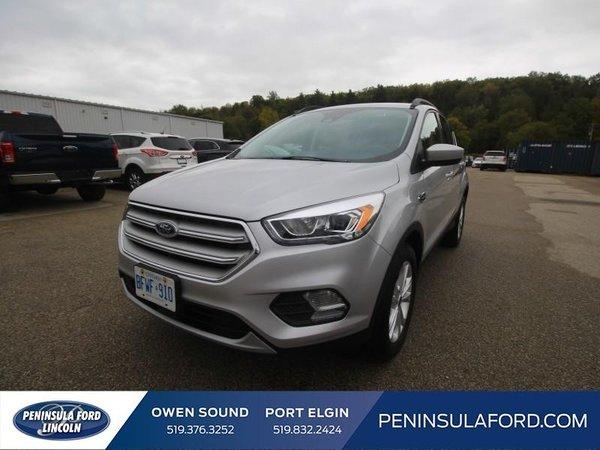 2018 Ford Escape SEL  *SERVICE LOANER*