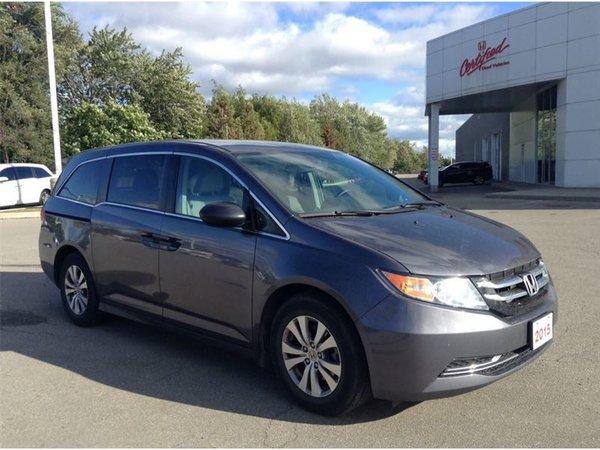2015 Honda Odyssey SE..Clean Carproof..1 Owner..