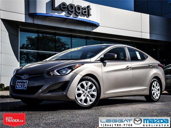2015 Hyundai Elantra GL AUTOMATIC