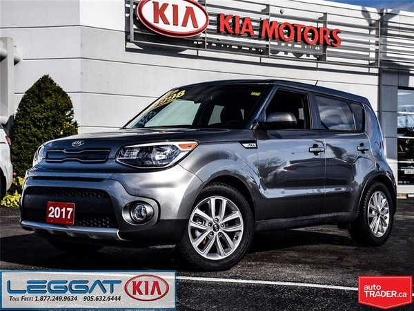 Used 2017 Kia Soul Ex Cpo One Owner No Accident Backup Camera