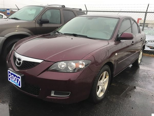 2007 Mazda Mazda3 GS