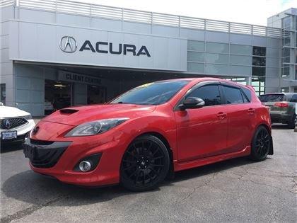 2013 Mazda Mazda3 MAZDASPEED3   MANUAL   TINT   NEWTIRES   1OWNER