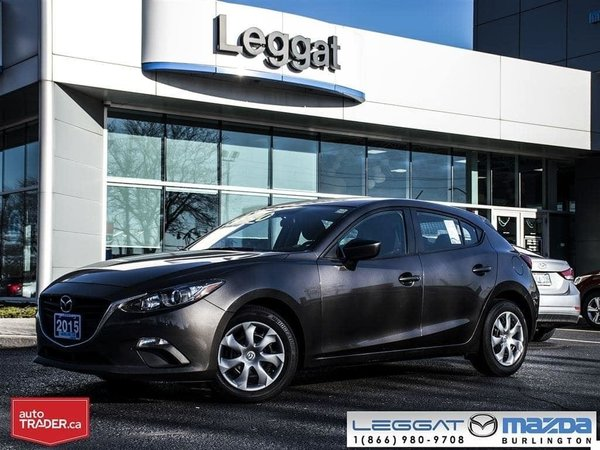 2015 Mazda Mazda3 SPORT AUTOMATIC