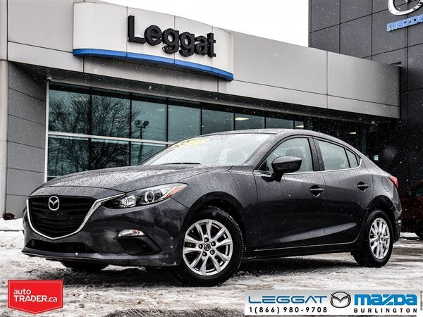 2015 Mazda Mazda3 GS SKY AUTO NAV