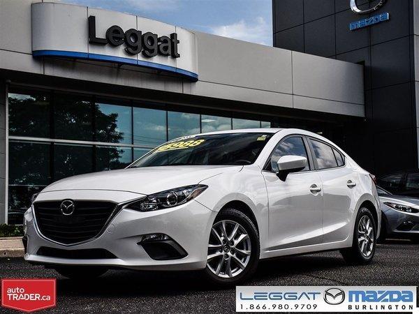 2015 Mazda Mazda3 GS AUTOMATIC