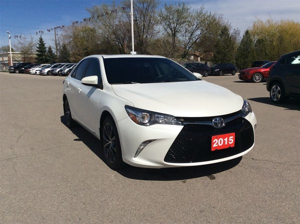2015 Toyota Camry XSE..ONE OWNER..CLEAN CARPROOF