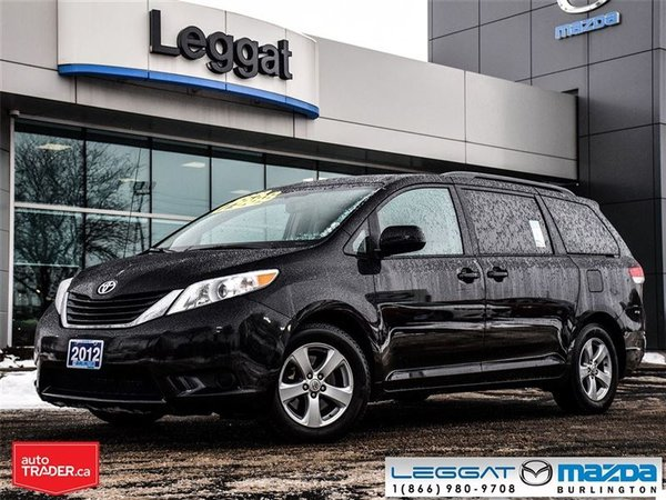 2012 Toyota Sienna LE AUTOMATIC