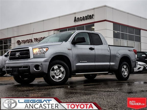 2011 Toyota Tundra TRD OFFROAD 5.7L V8 4X4 DOUBLE CAB