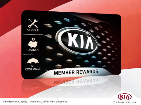 Applewood Kia Member Rewards Program