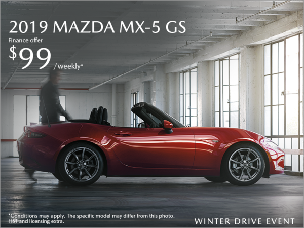 Half-Way Motors Mazda - Get the 2019 Mazda MX-5 Today!