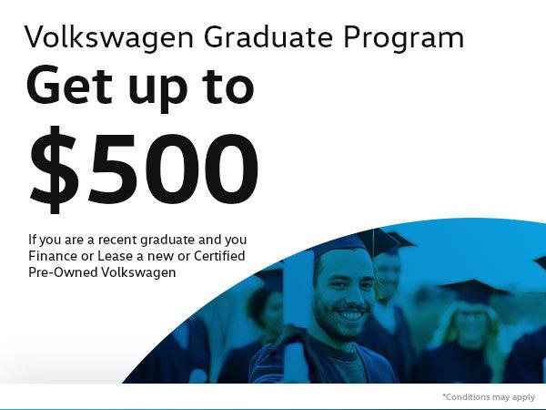 Volkswagen Graduate Program Fifth Avenue Auto Haus Ltd