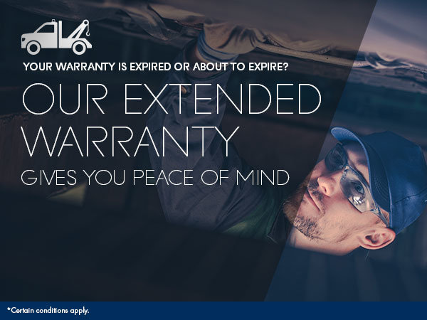 Acura's Extended Warranty Program