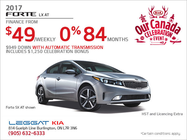 Get the Newly-Redesigned 2017 Forte