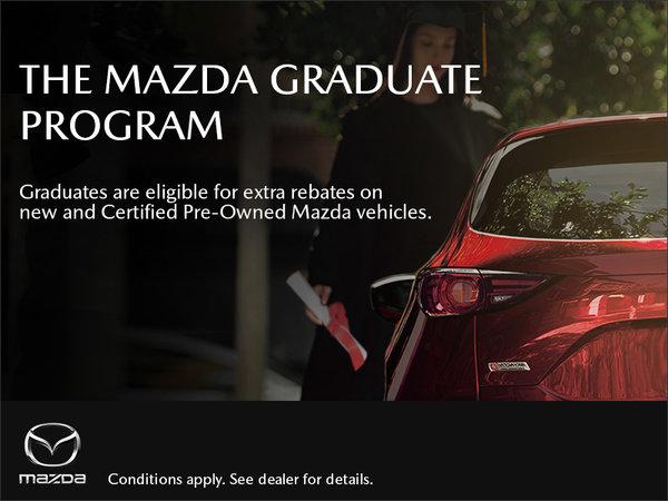 Half-Way Motors Mazda - The Graduate Program