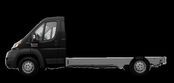 2016 RAM PROMASTER 2500 CUTAWAY