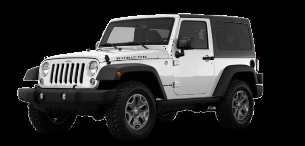 Jeep Wrangler RUBICON 2017